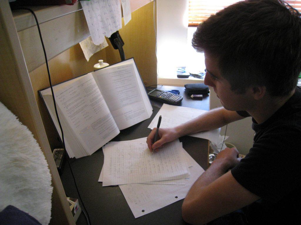 Exam Stress – Helping Teens Cope